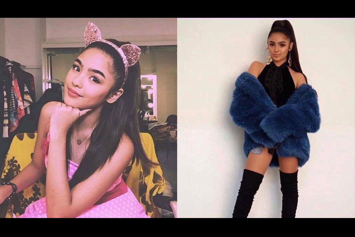 LOOK: Andrea Brillantes channels her inner Ariana Grande in these 27 photos