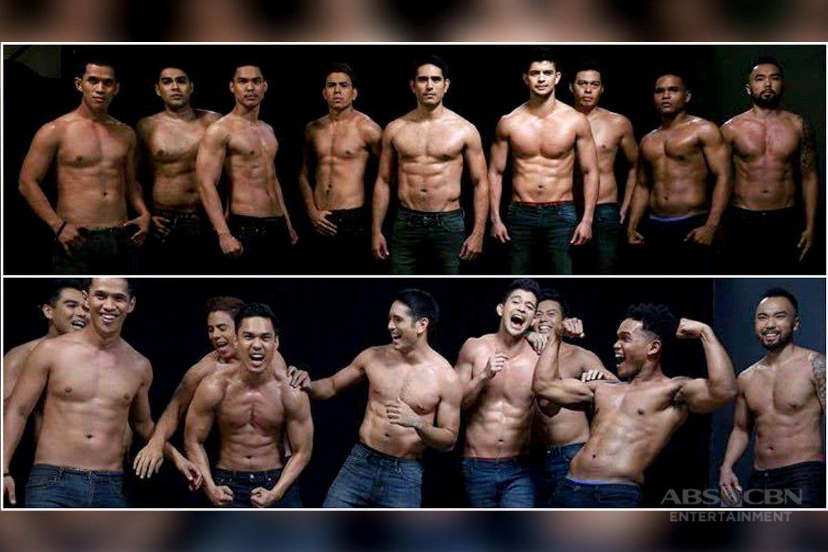 We collected the Top 23 hottest photos of Gerald Anderson's squad and you're welcome!