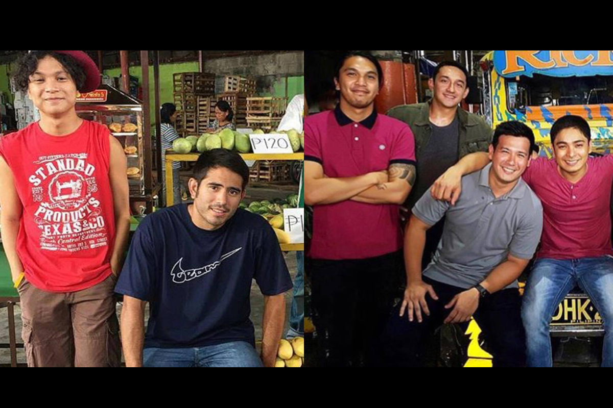 27 Photos of Manalo Brother's Benj & Nicco that show they are destined to be in showbiz