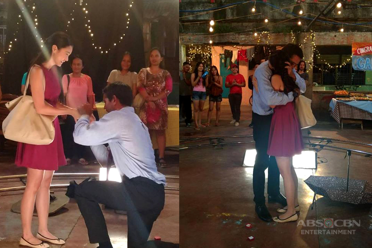 LOOK: #ILAIProposal Behind-The-Scenes Photos