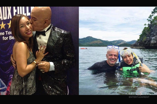 LOOK: Meet Michael De Mesa's gorgeous date for 16 years!