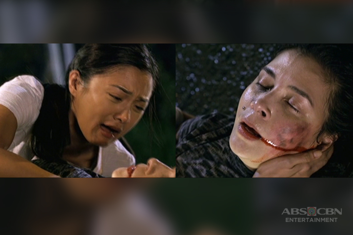 Bianca, naluha nang makita ang aksidente ng kanyang Ina