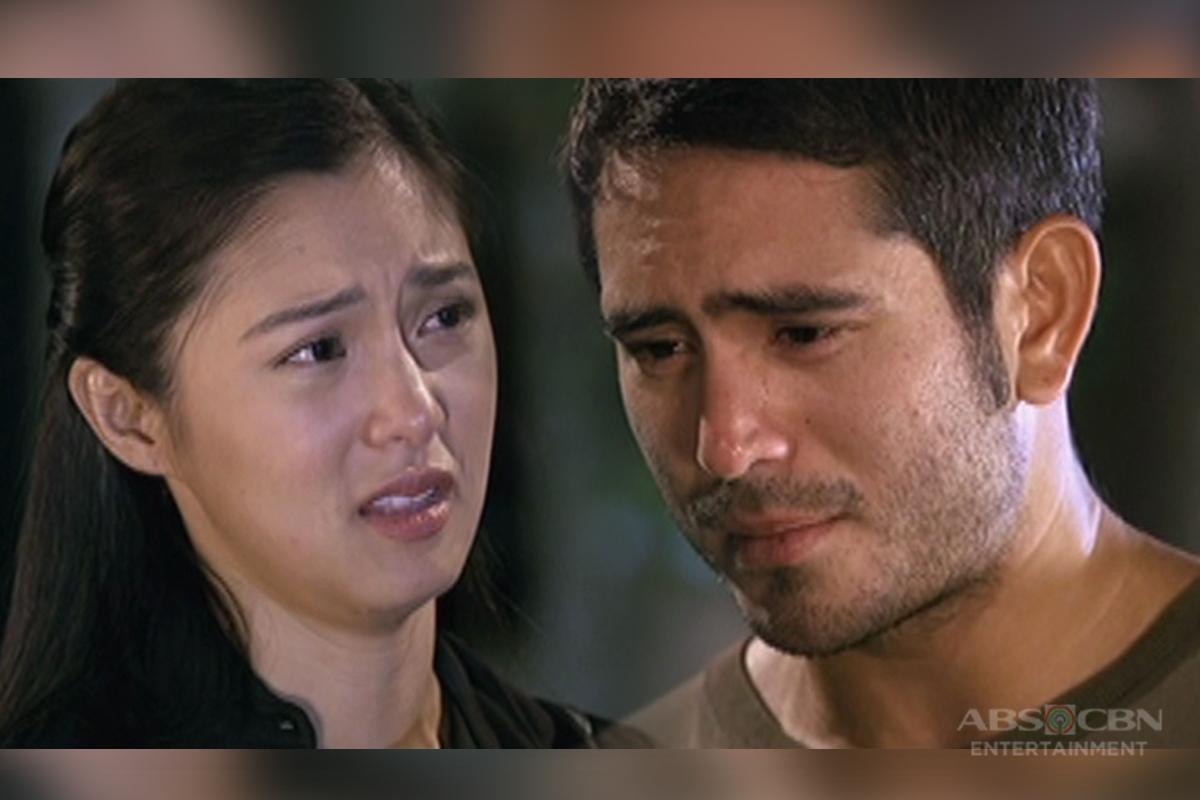 Bianca at Gabriel, naging emosyonal sa kanilang paghihiwalay