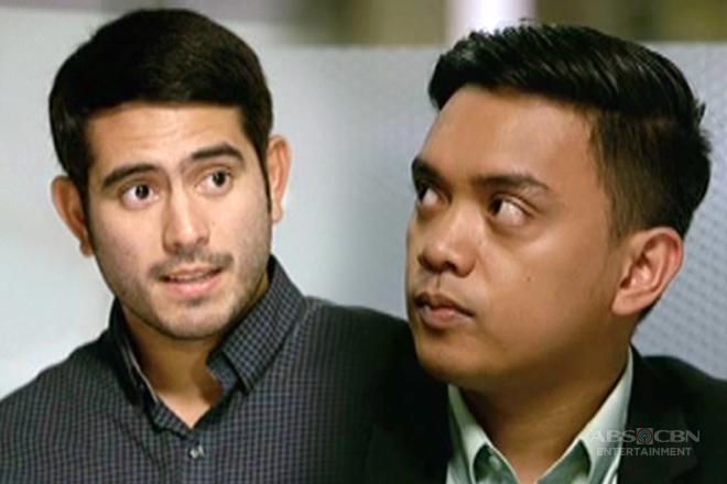 Gabriel, tinanong si Simeon sa kinaroroonan ni Carlos