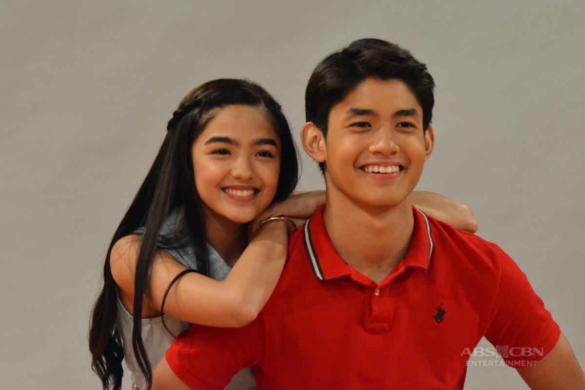 GLAM SHOTS: Grae and Andrea as Jay-jay and Steph in Ikaw Lang Ang Iibigin