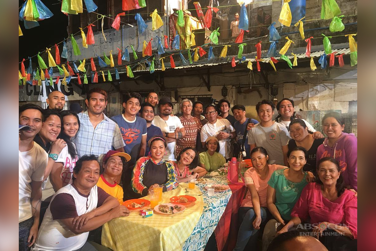BEHIND-THE-SCENES: On the set of Ikaw Lang Ang Iibigin