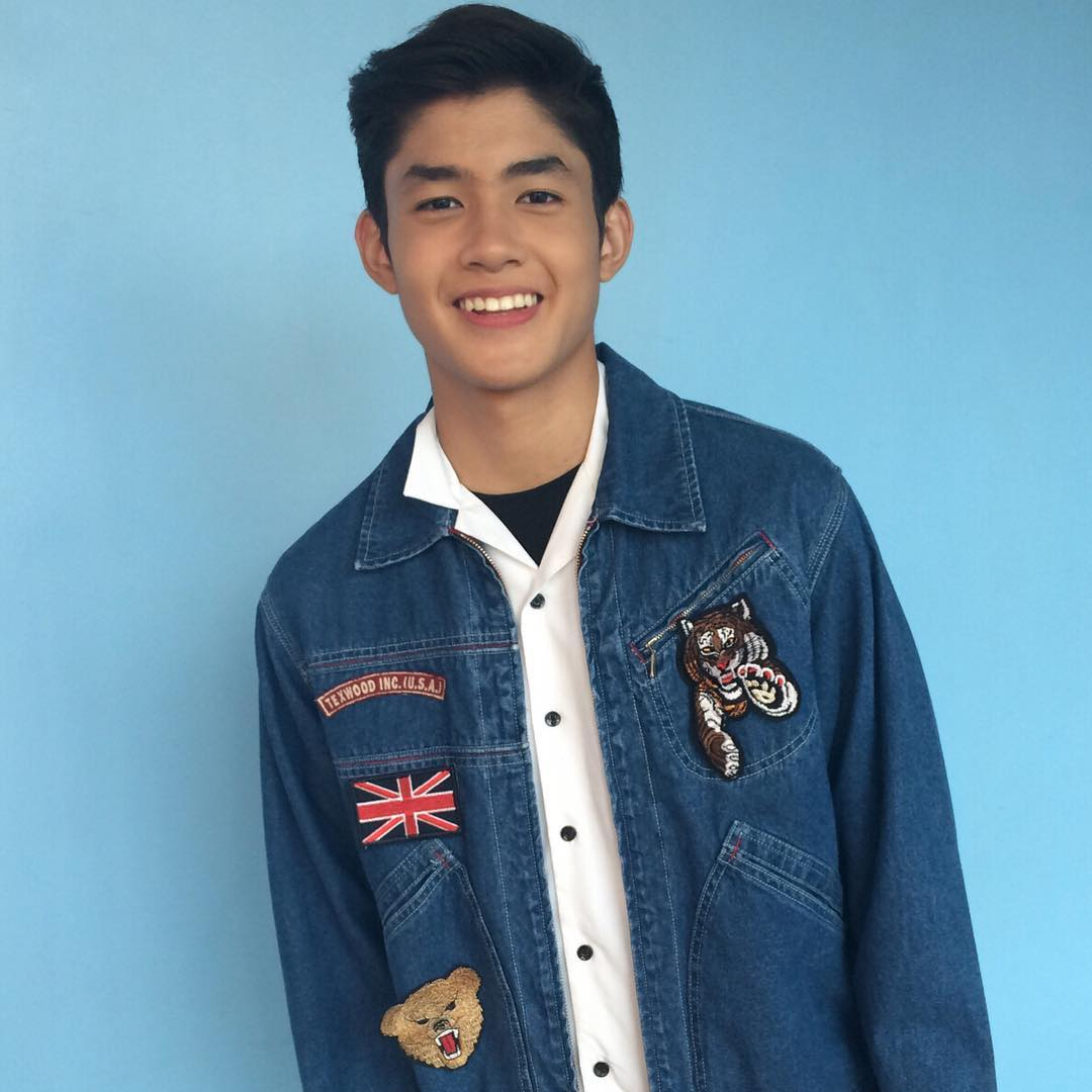 Seeing double? Here are photos of Grae that show he's an ultimate lookalike of Mark!