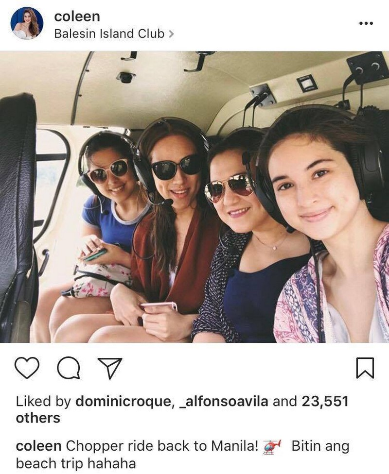 35 Photos of Coleen Garcia with her sisters for life!