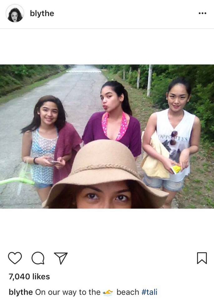 LOOK: 18 Photos of Andrea with her sisters that show beauty runs in their blood