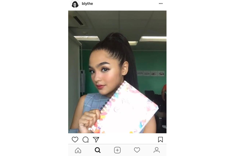 Andrea Gabriels Leaked Cell Phone Pictures