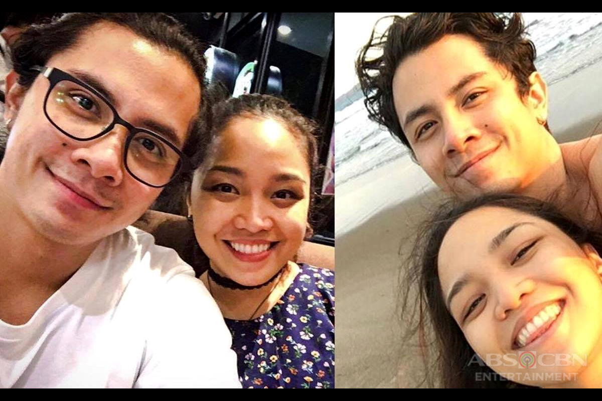 "LOOK: Rare photos of JC Santos with his long-time ""best friend"""