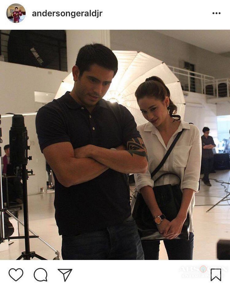 """LOOK: 21 Photos of Arci and Gerald that show their """"REEL"""" love for each other"""