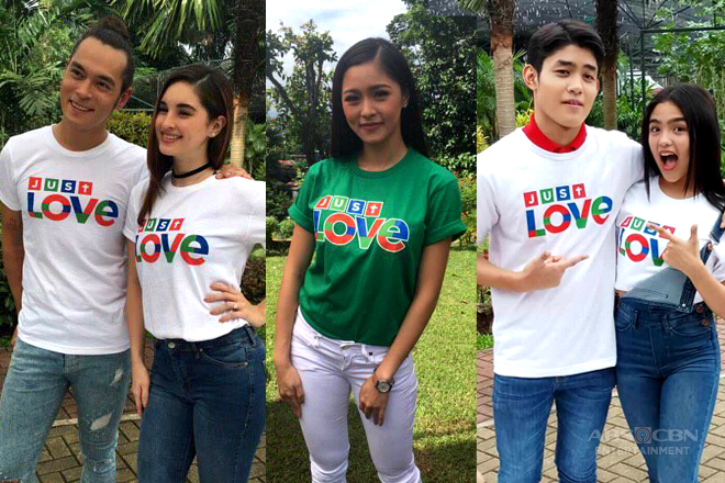 ABS-CBN Christmas SID 2017 PHOTOS: Just Love Ngayong Christmas with Ikaw Lang Ang Iibigin stars