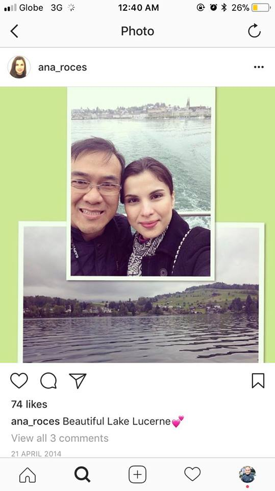 LOOK: Meet Ana Roces' loving husband in these 25 Photos!