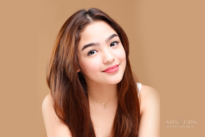 "Andrea Brillantes answers ""First.."" questions"